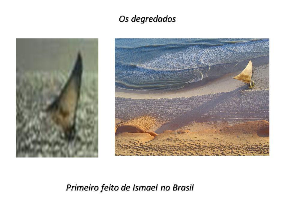 Primeiro feito de Ismael no Brasil