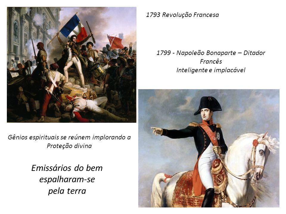 Emissários do bem espalharam-se pela terra 1793 Revolução Francesa