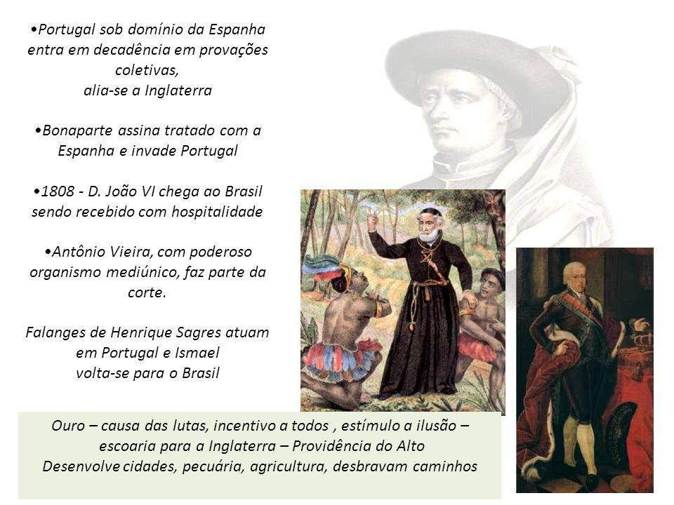 •Bonaparte assina tratado com a Espanha e invade Portugal