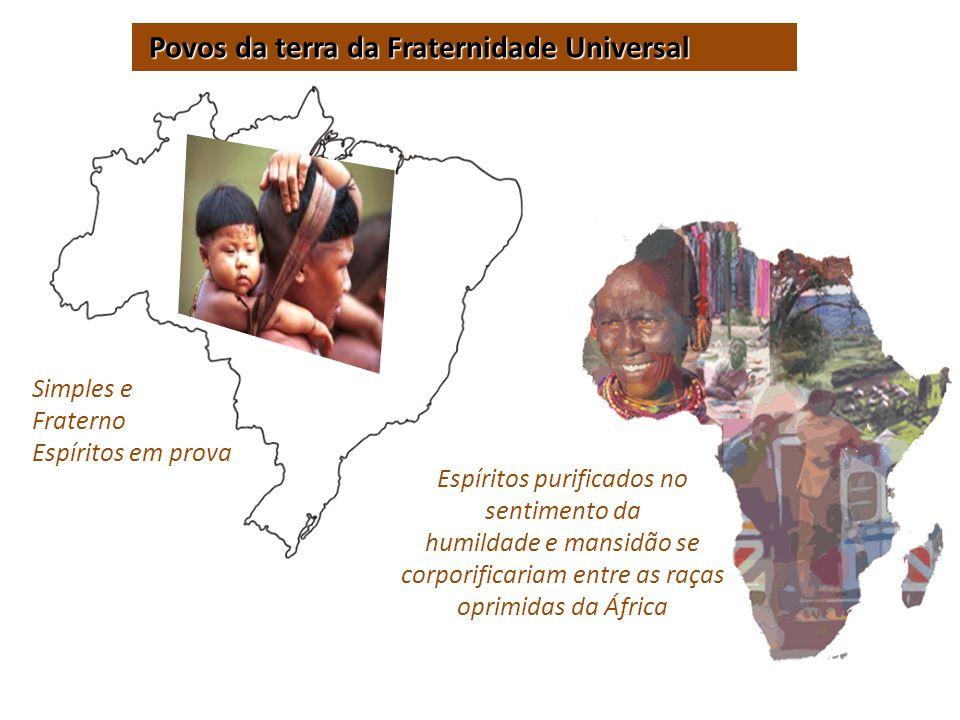 Povos da terra da Fraternidade Universal