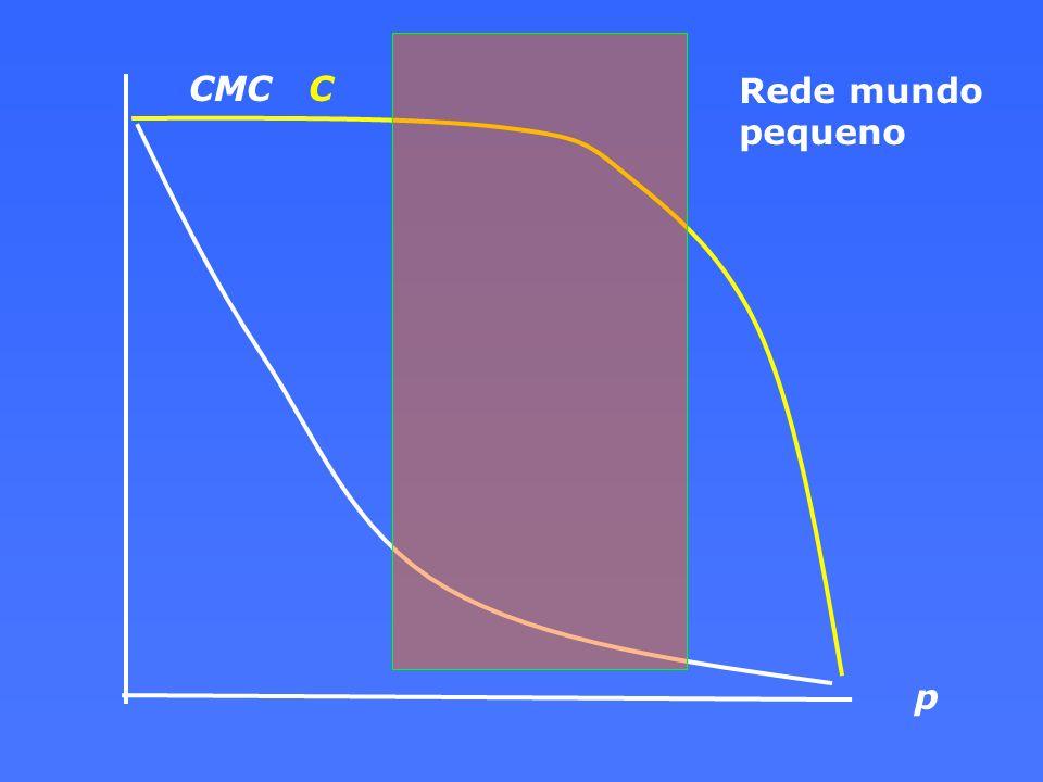 CMC C Rede mundo pequeno p