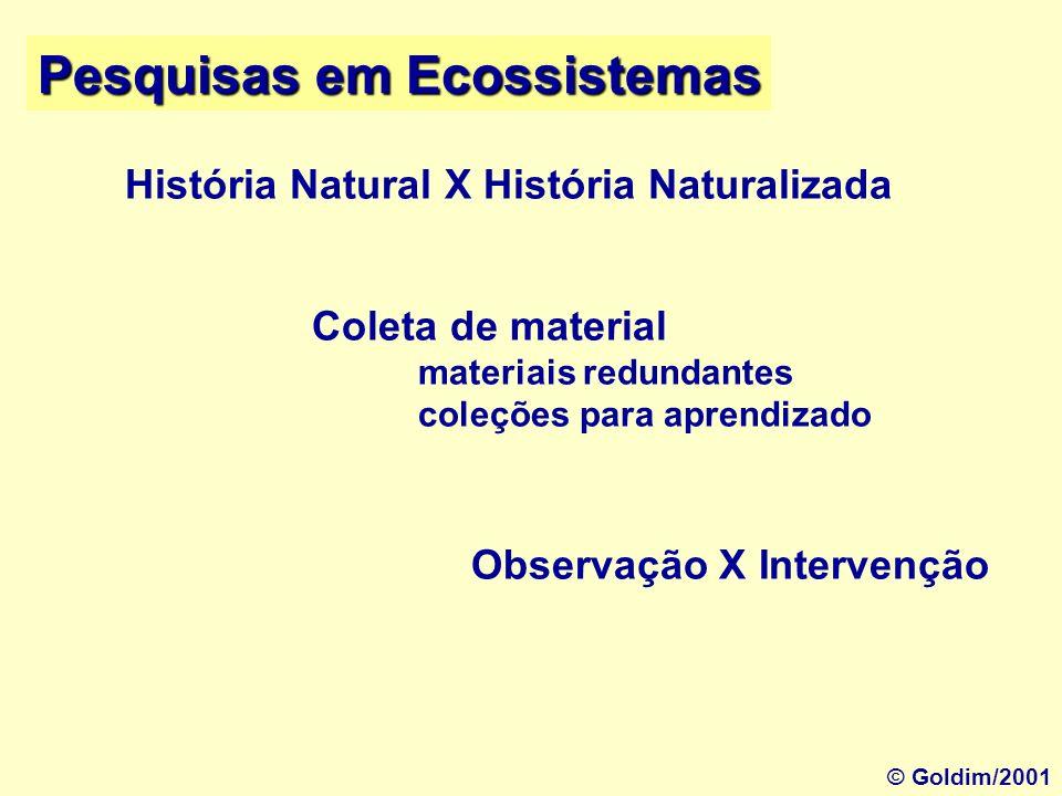 História Natural X História Naturalizada
