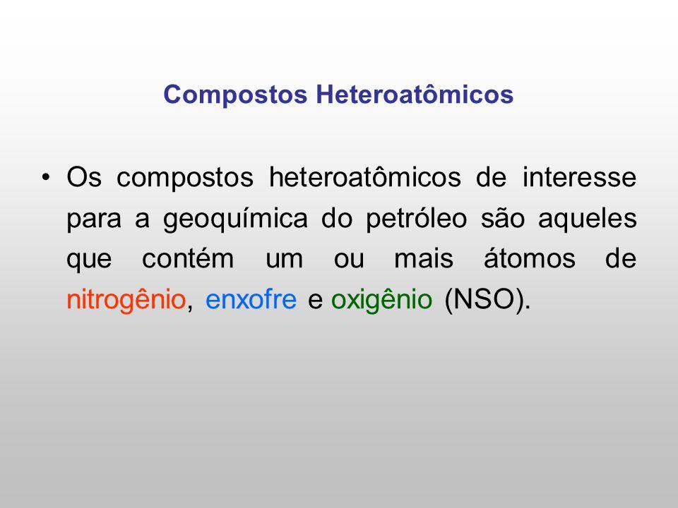 Compostos Heteroatômicos