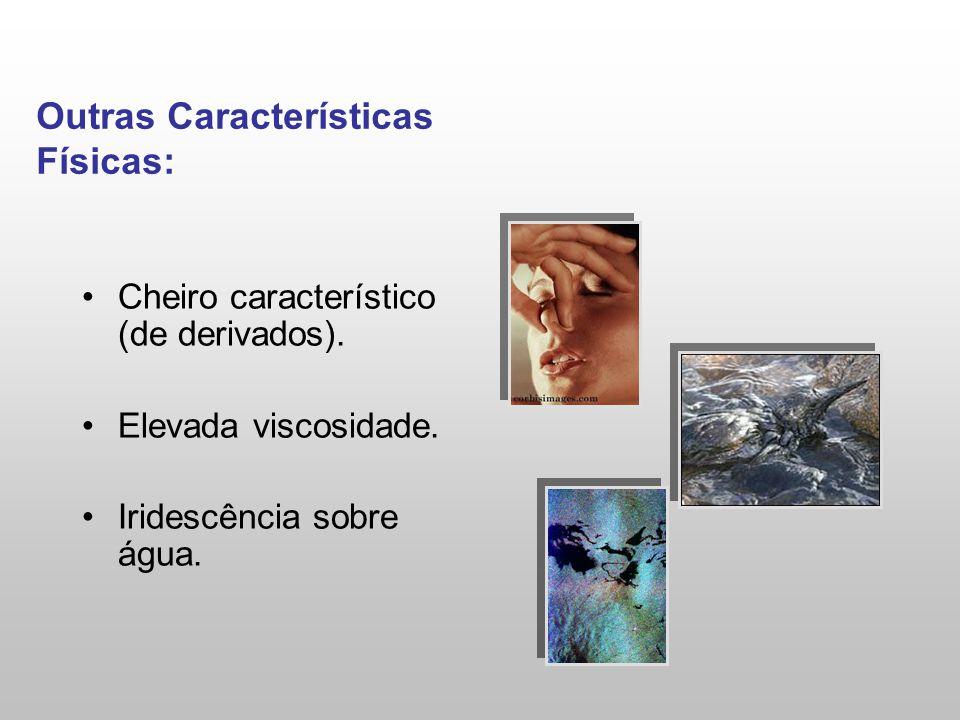 Outras Características Físicas: