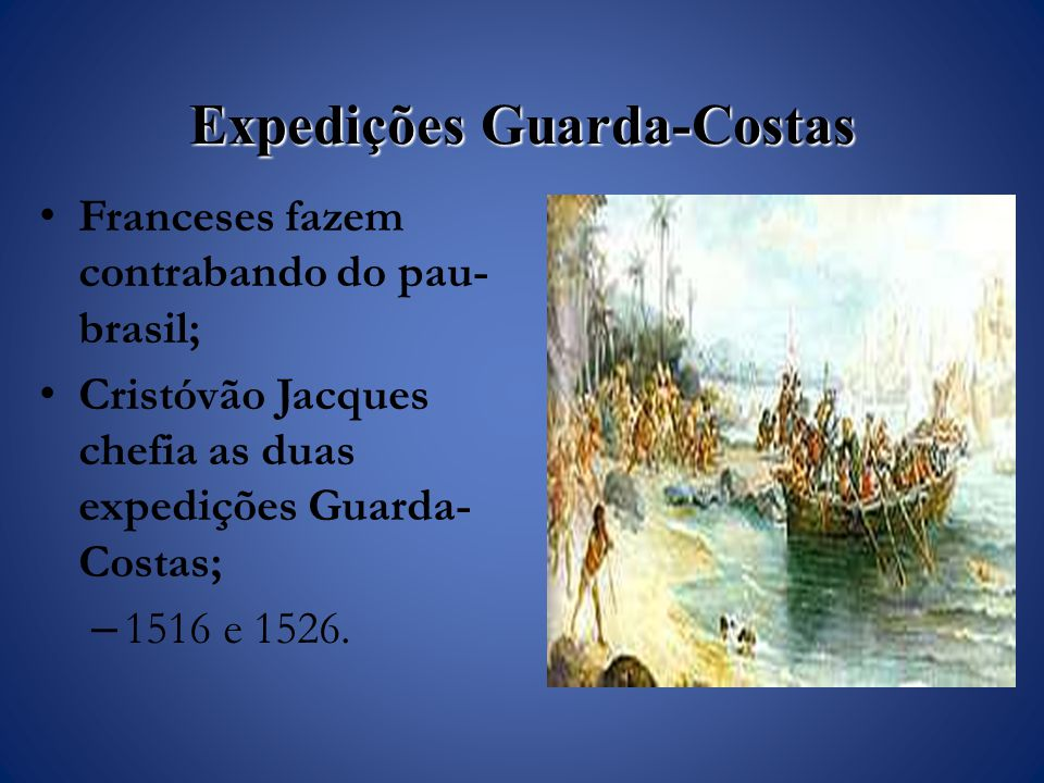 Expedições Guarda-Costas