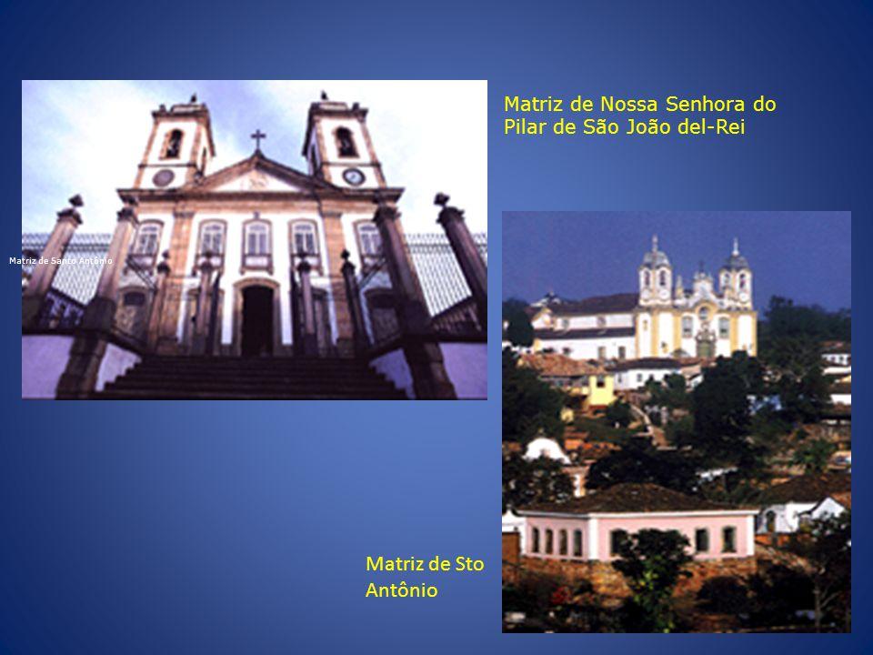 Matriz de Nossa Senhora do Pilar de São João del-Rei