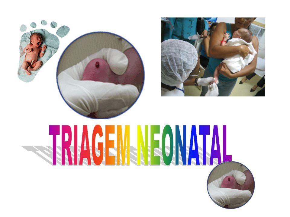 TRIAGEM NEONATAL
