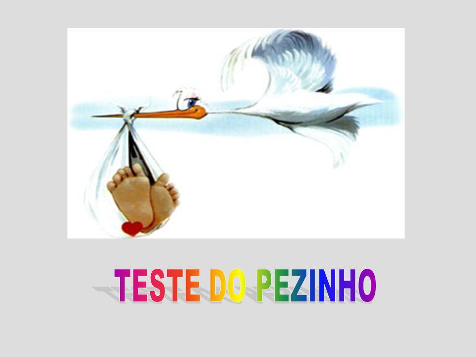 TESTE DO PEZINHO