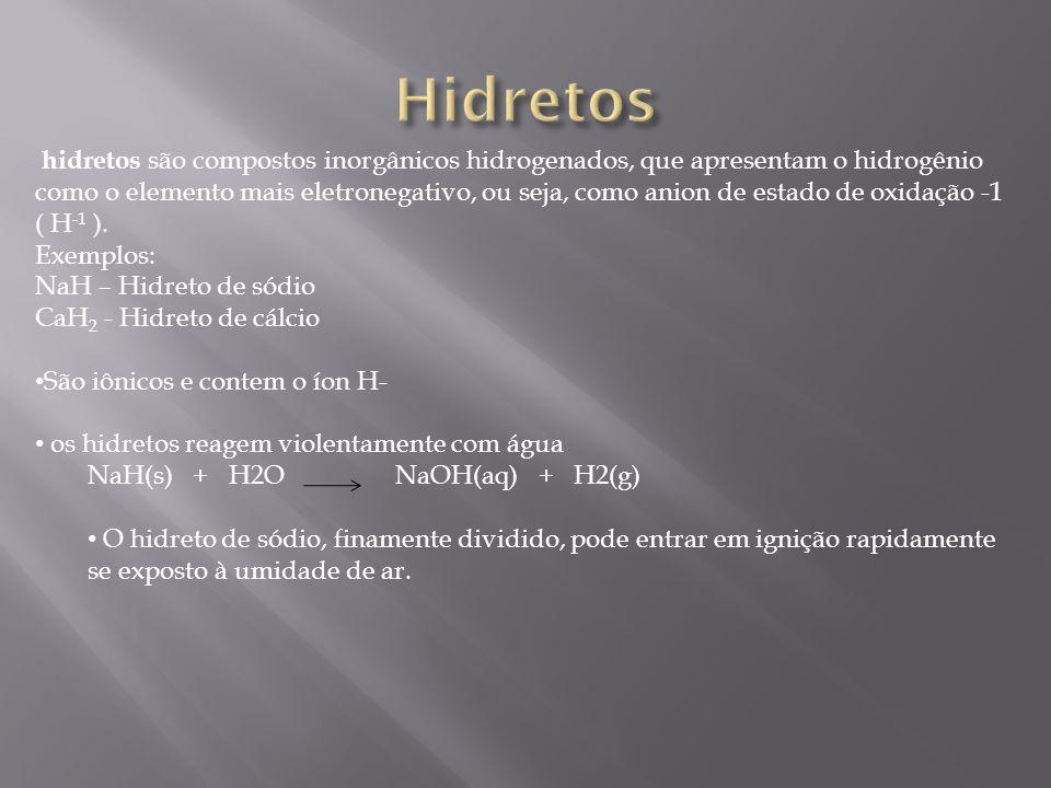 Hidretos