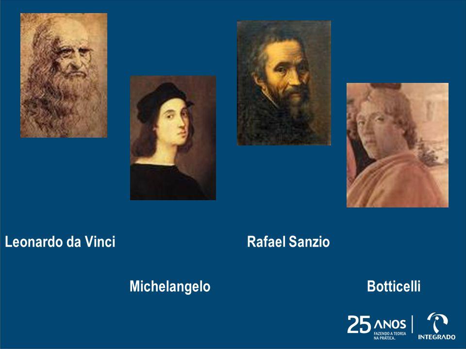Leonardo da Vinci Rafael Sanzio