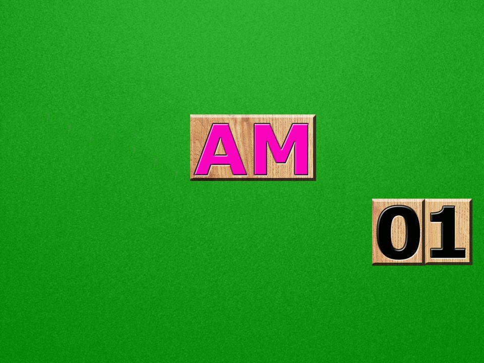 AM é o radical relativo a amor