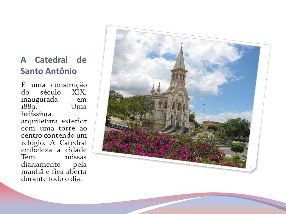 A Catedral de Santo Antônio