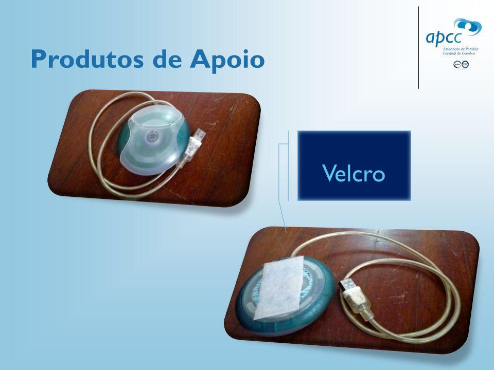 Produtos de Apoio Velcro