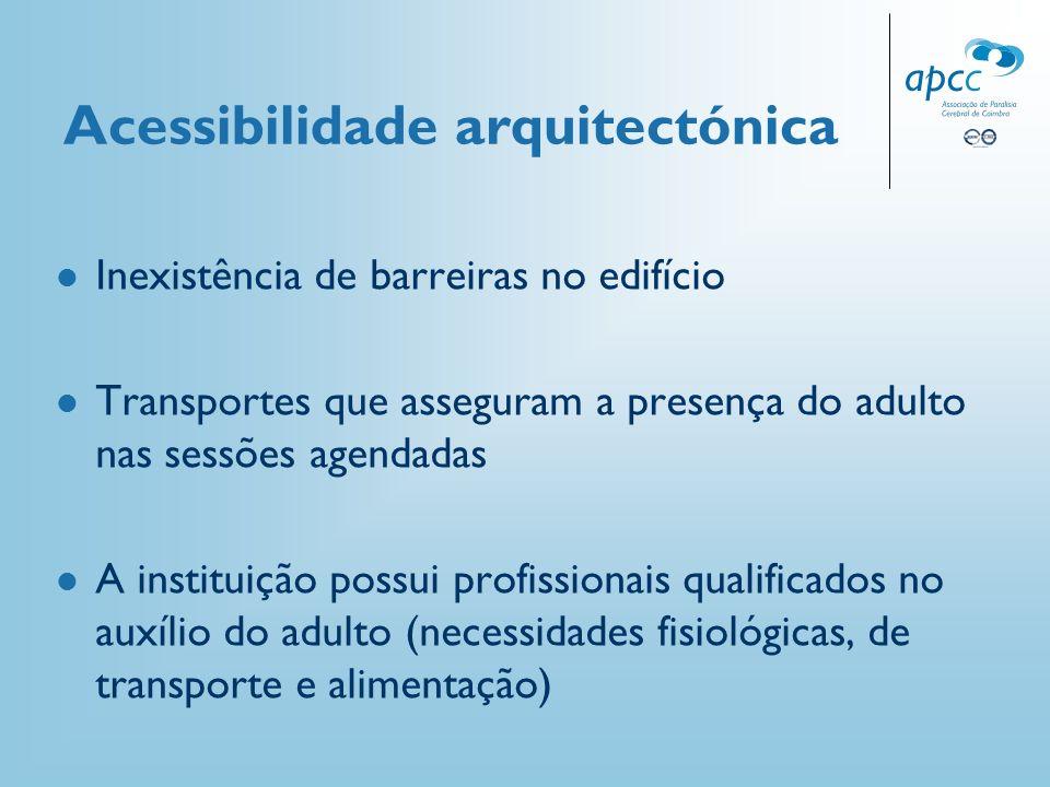 Acessibilidade arquitectónica