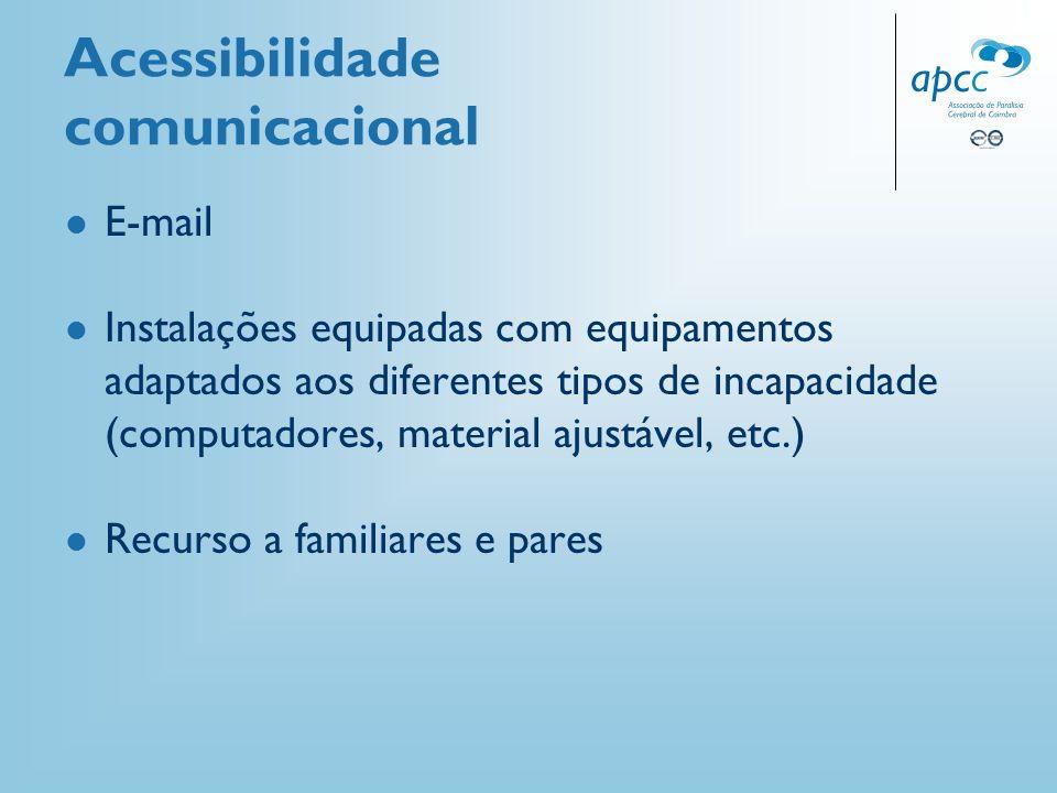 Acessibilidade comunicacional