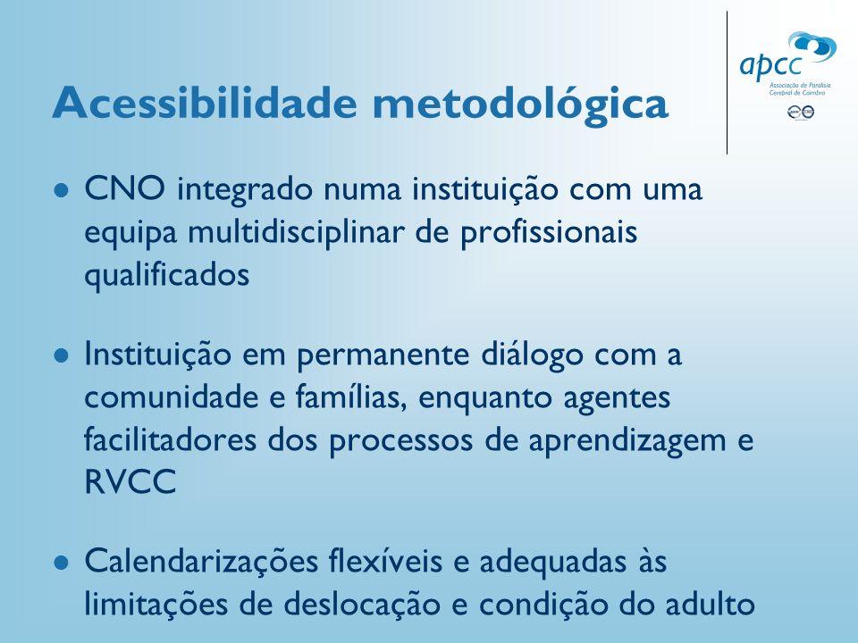 Acessibilidade metodológica