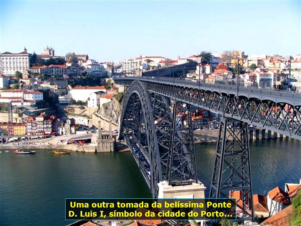 Imagem 004 - PORTUGAL - PORTO - PONTE D