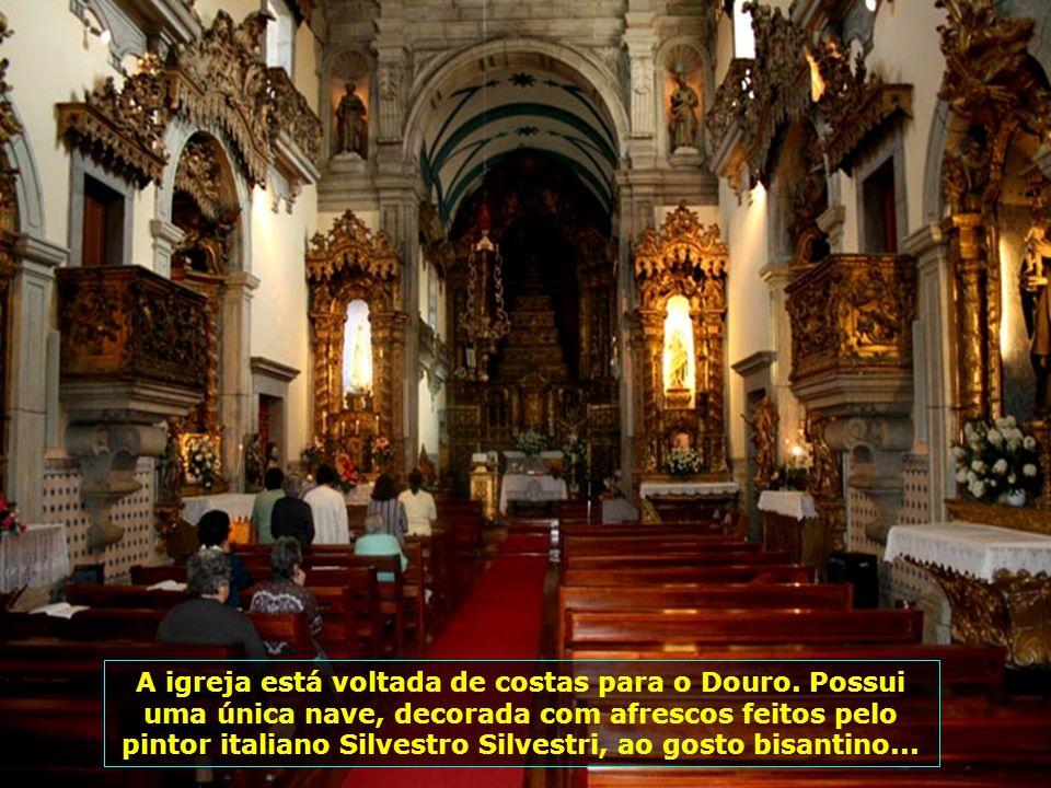 IMG_2129 - PORTUGAL - PORTO - IGREJA DO CORPO SANTO DE MASSARELOS-700