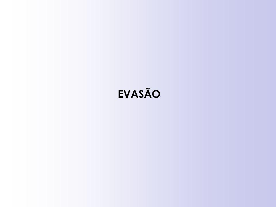 EVASÃO