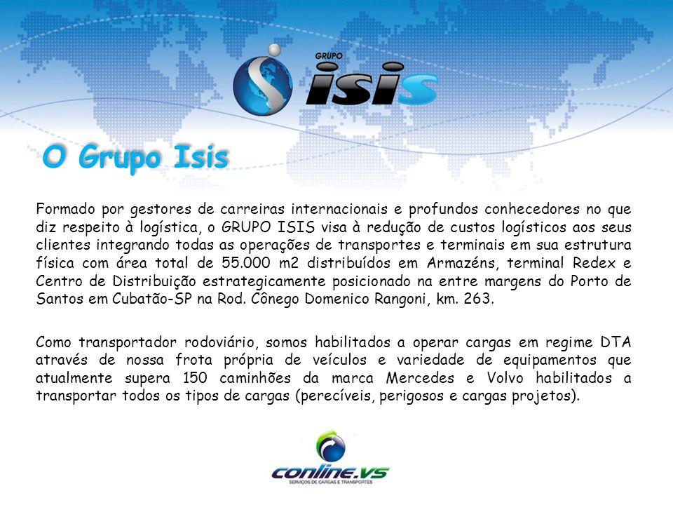 O Grupo Isis