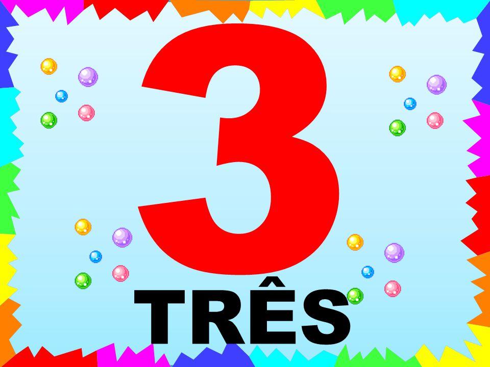 3 TRÊS