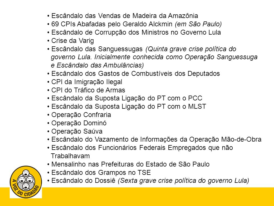 Escândalo das Vendas de Madeira da Amazônia