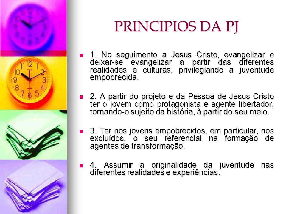 PRINCIPIOS DA PJ