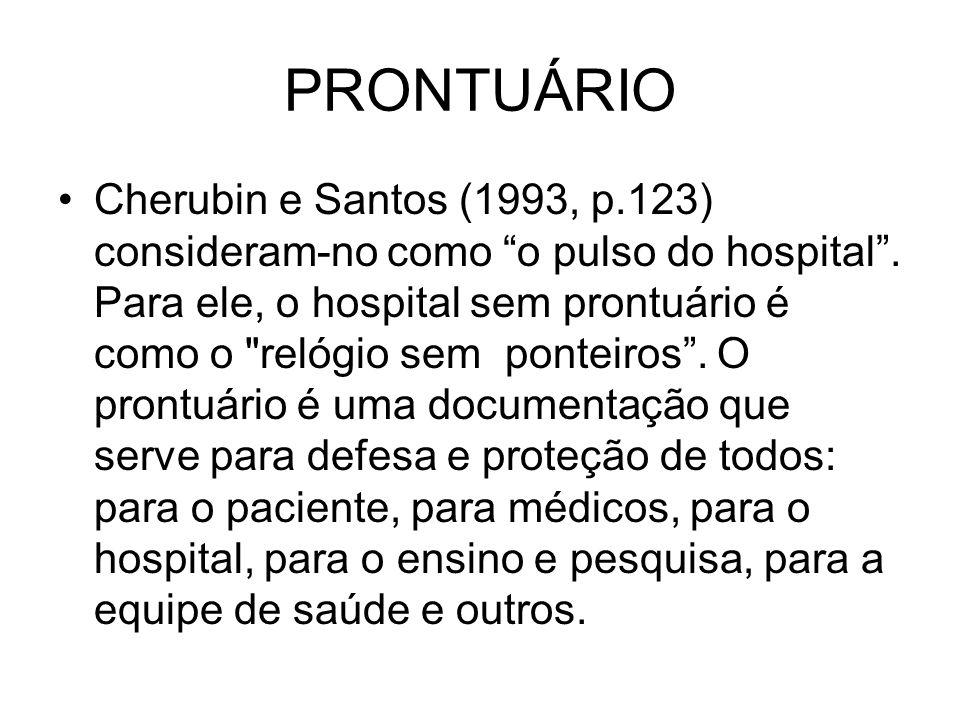 PRONTUÁRIO