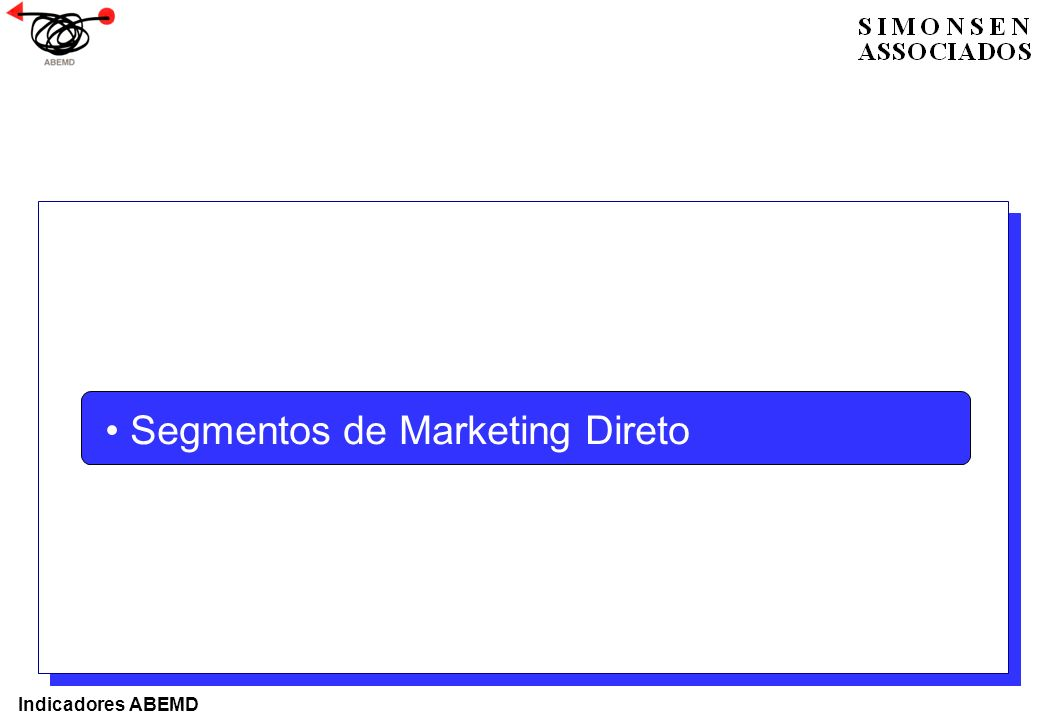 Segmentos de Marketing Direto