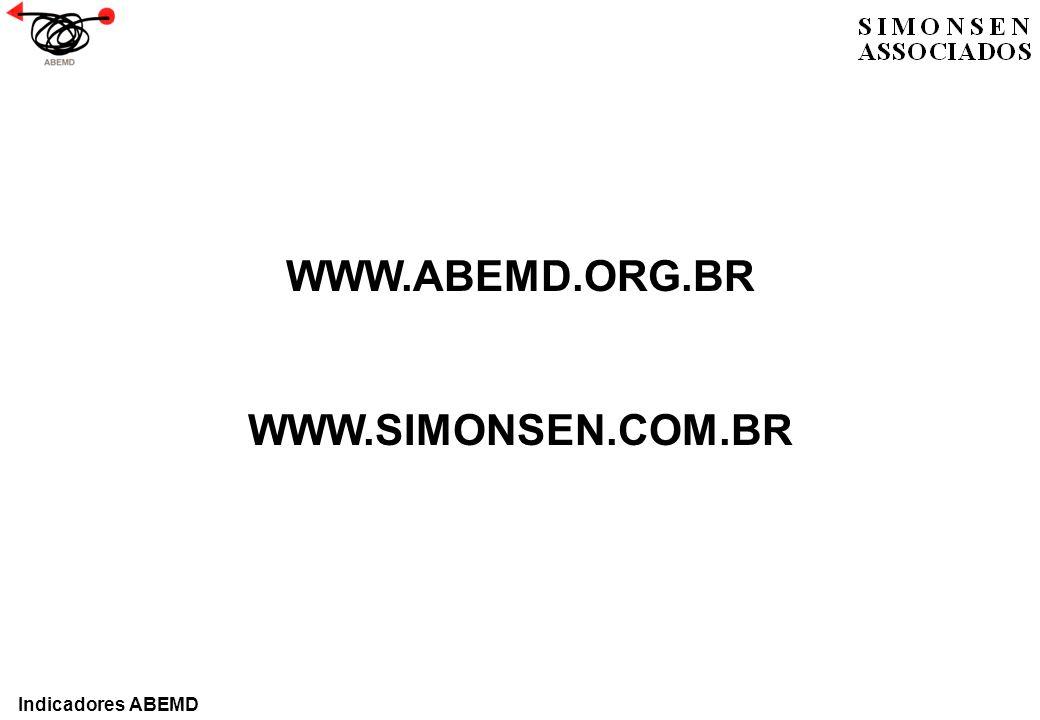 WWW.ABEMD.ORG.BR WWW.SIMONSEN.COM.BR