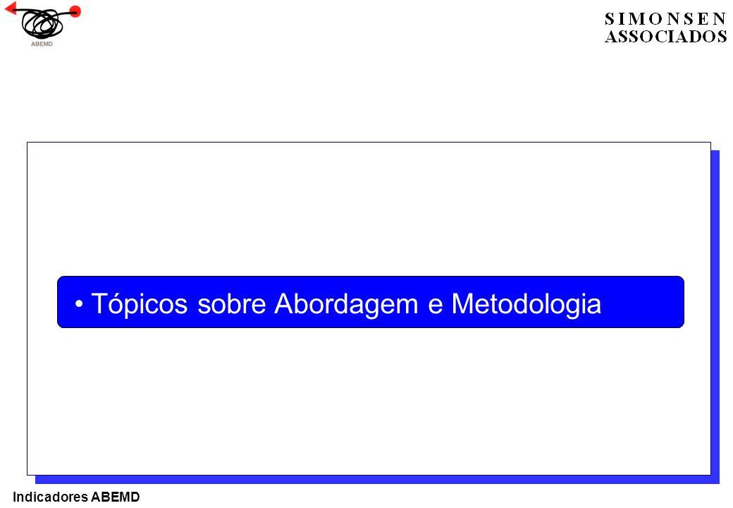 Tópicos sobre Abordagem e Metodologia