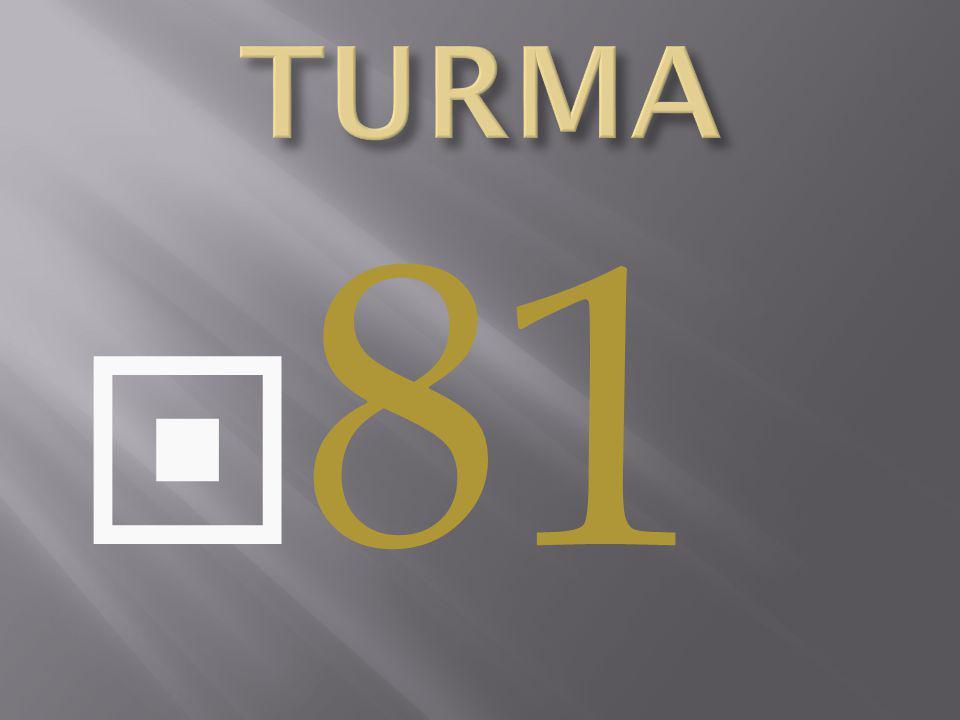 TURMA 81
