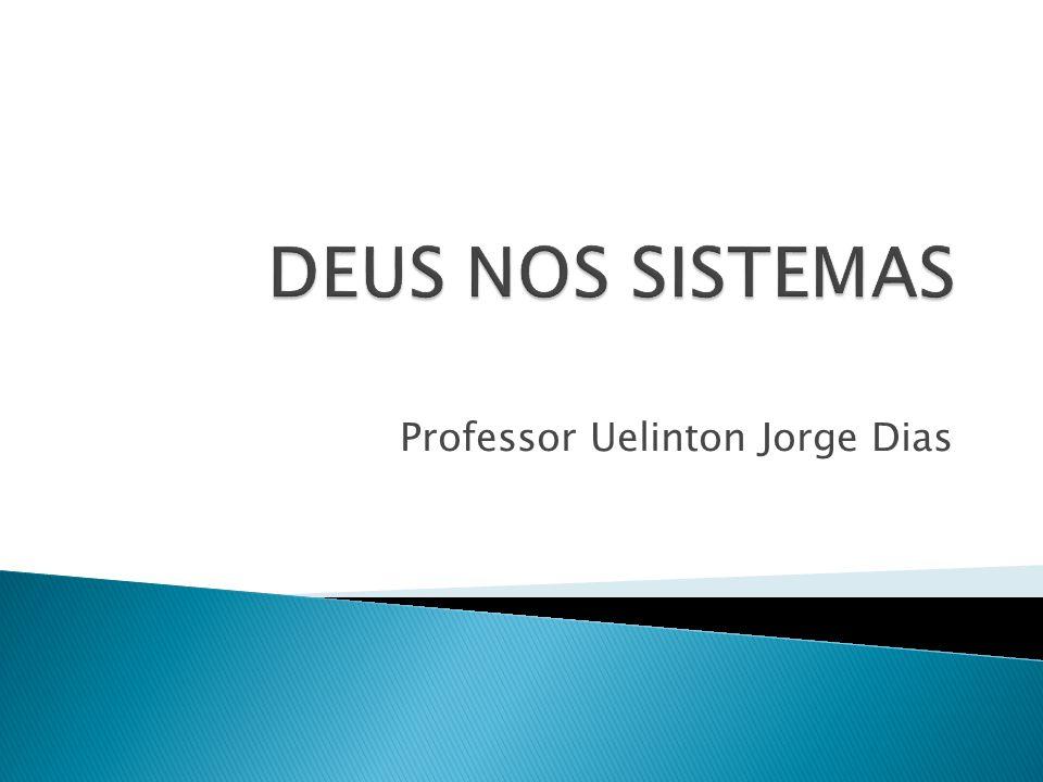 Professor Uelinton Jorge Dias