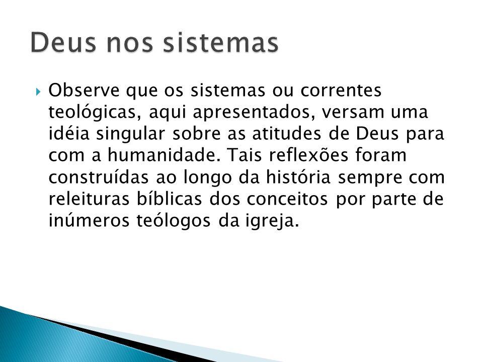 Deus nos sistemas