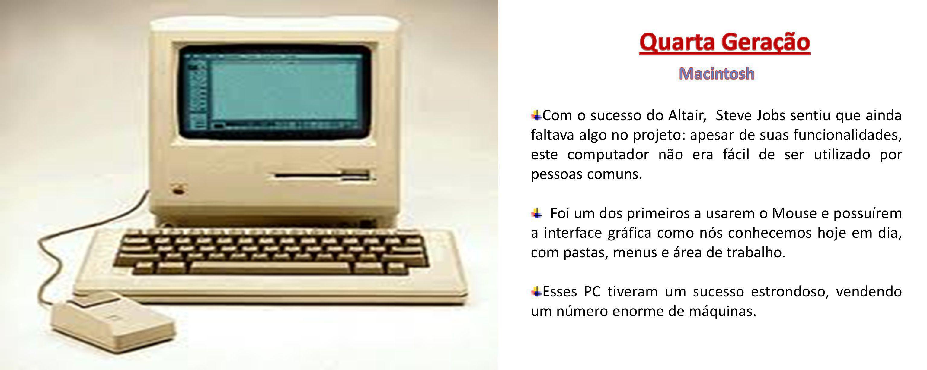 Quarta Geração Macintosh