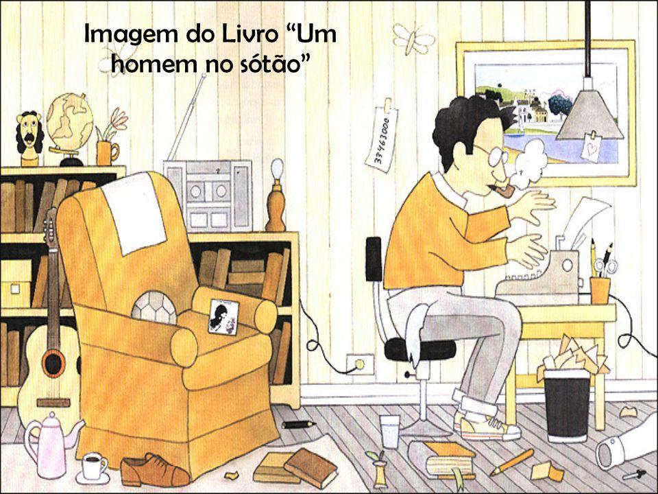 Imagem do Livro Um homem no sótão