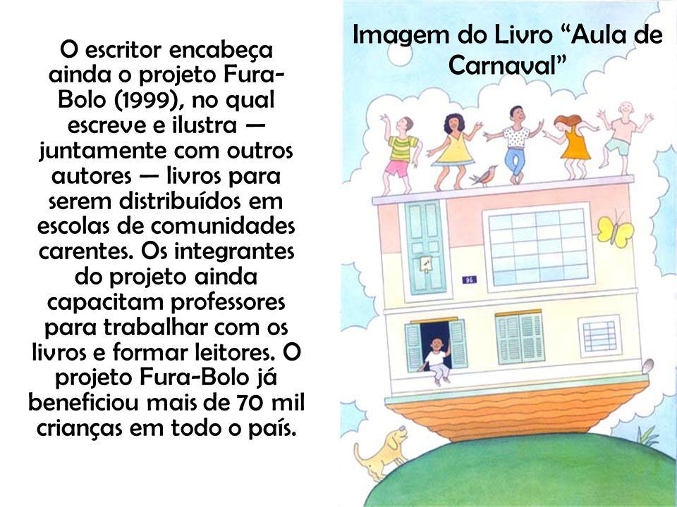 Imagem do Livro Aula de Carnaval