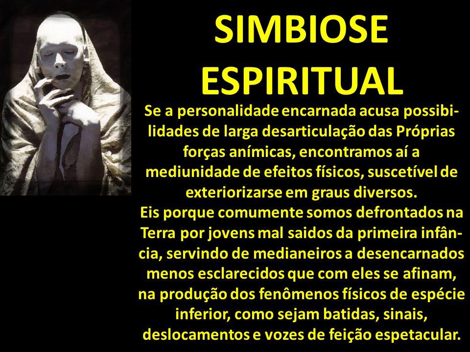 SIMBIOSE ESPIRITUAL