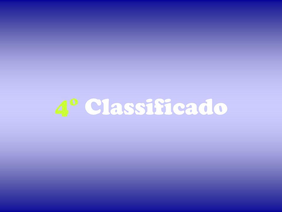 4° Classificado