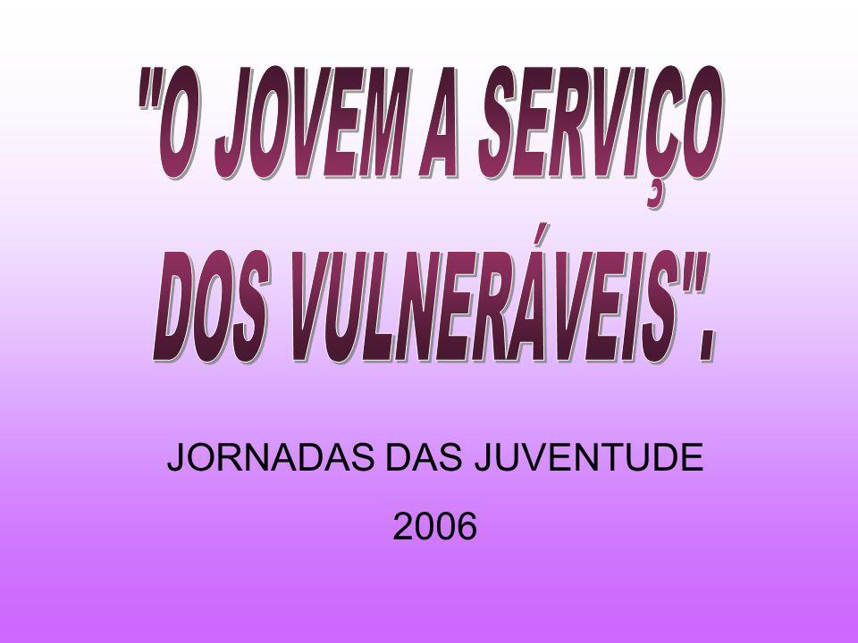 JORNADAS DAS JUVENTUDE