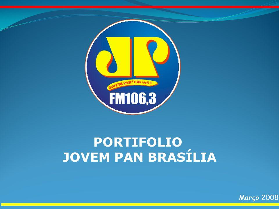 PORTIFOLIO JOVEM PAN BRASÍLIA
