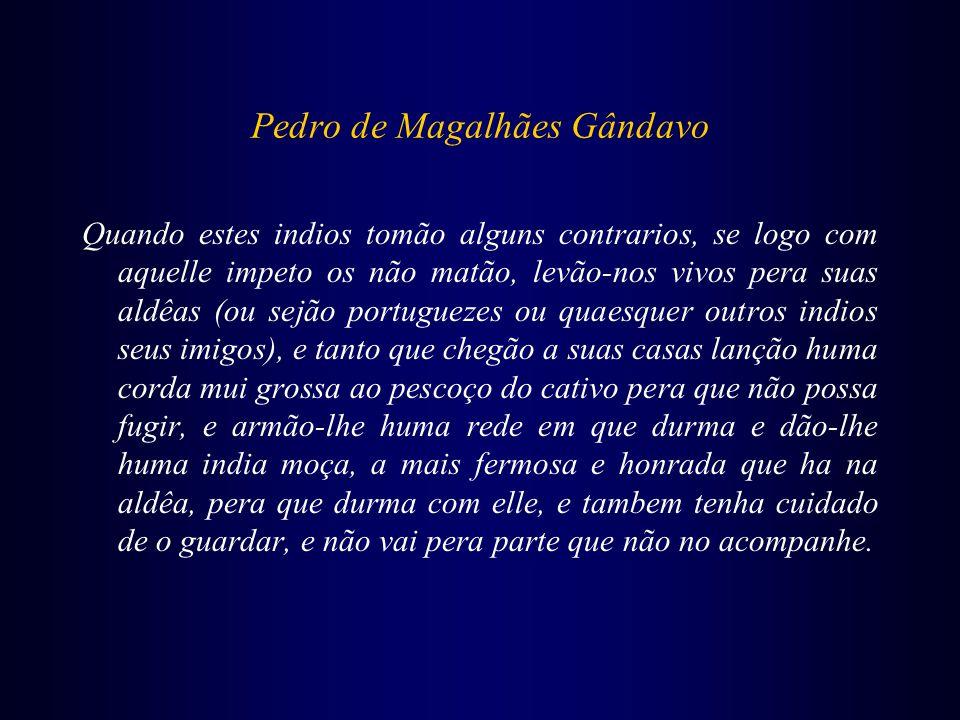 Pedro de Magalhães Gândavo