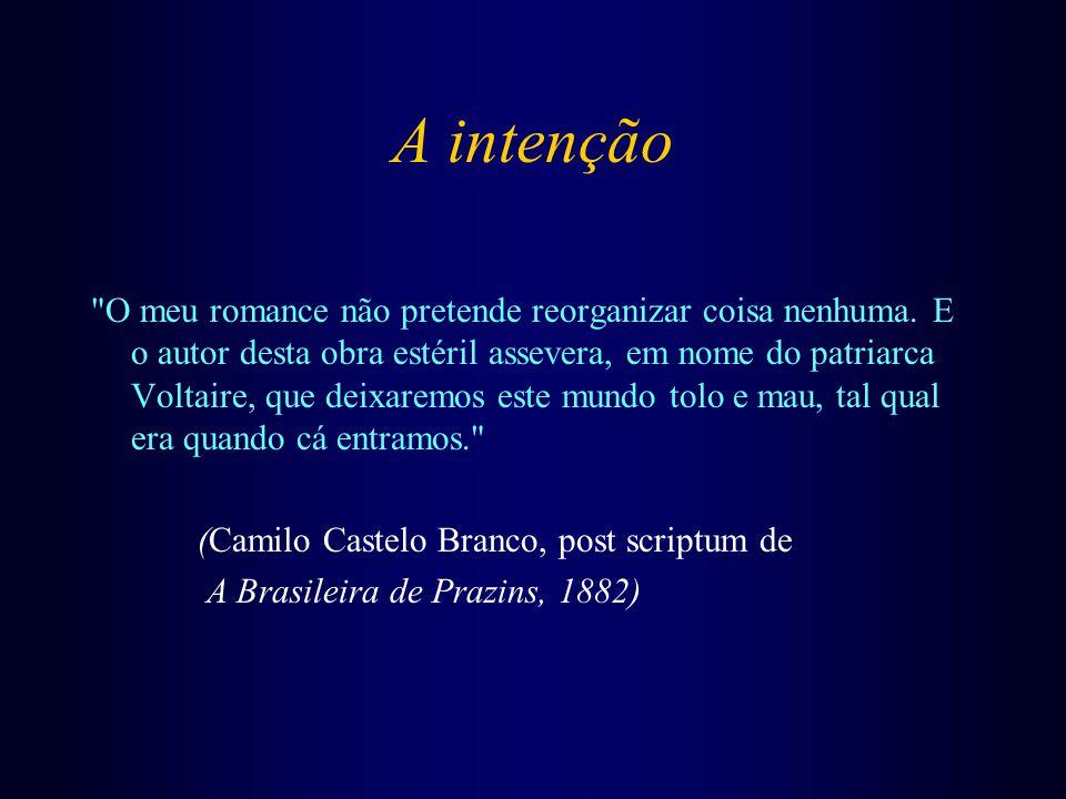 A intenção