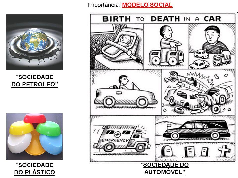 Importância: MODELO SOCIAL