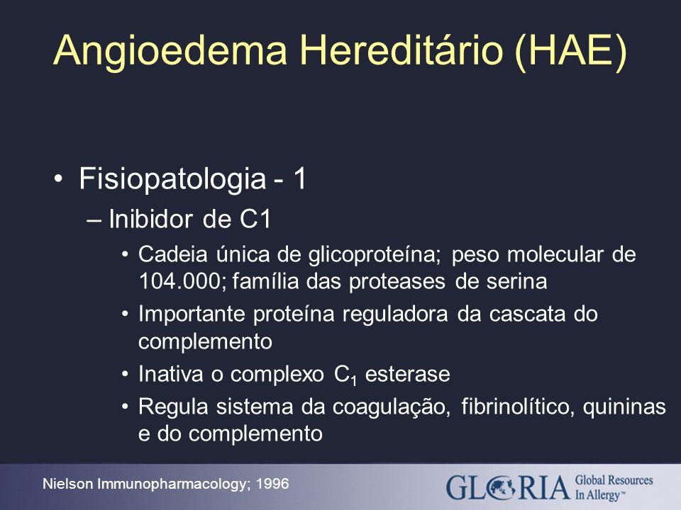 Angioedema Hereditário (HAE)