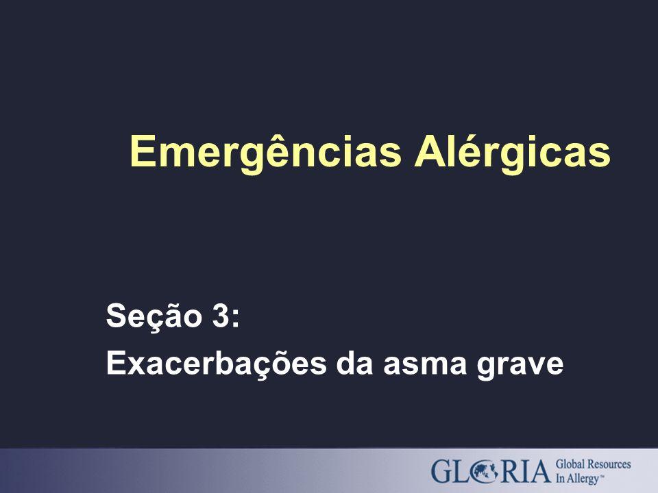 Emergências Alérgicas