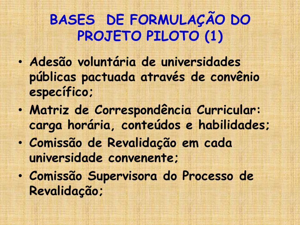 BASES DE FORMULAÇÃO DO PROJETO PILOTO (1)
