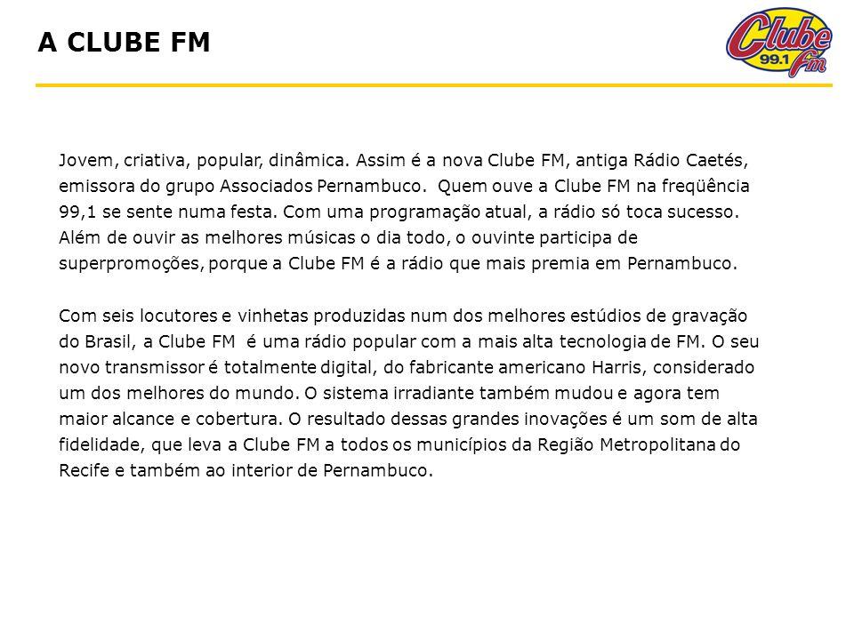 A CLUBE FM