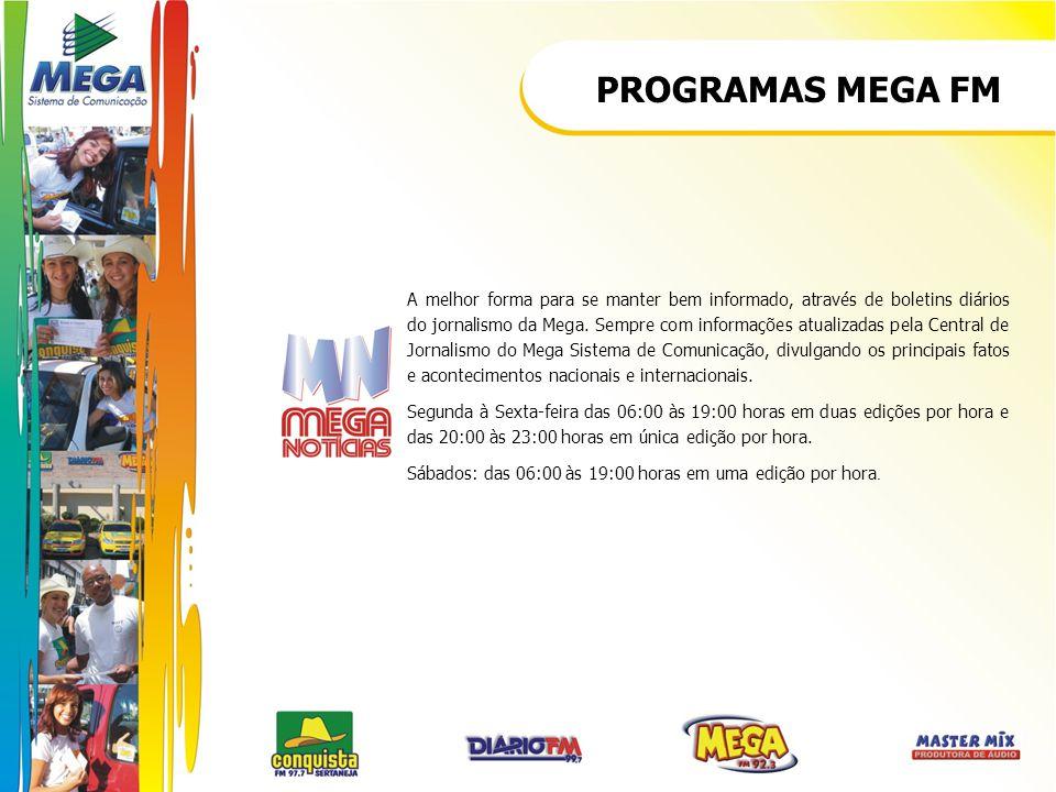 PROGRAMAS MEGA FM