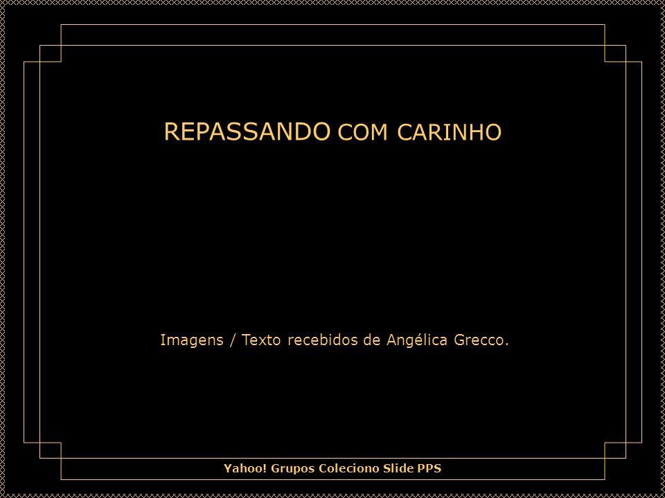 REPASSANDO COM CARINHO